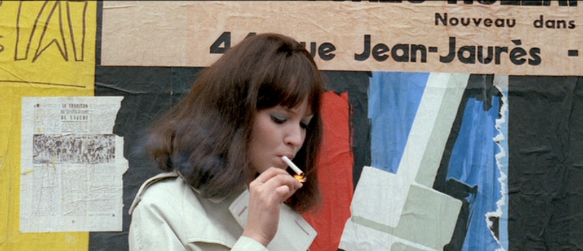 Made In Usa By Jean Luc Godard Film Appropriation Consumerism