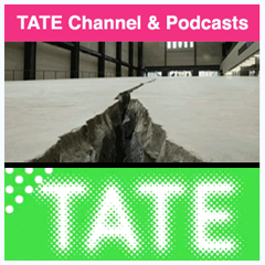 TATE Channel and Podcasts