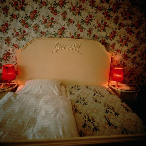 Nan Goldin bed
