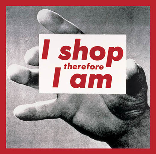 i shop therefore