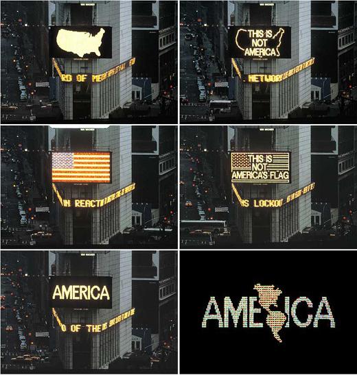 logo for america