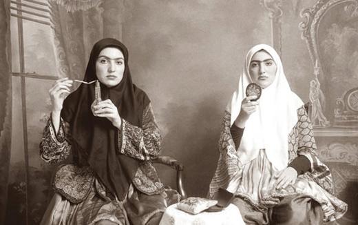 Shadi Ghadirian qajar