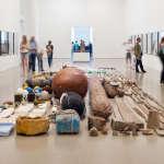 Gabriel Orozco's Asterisms - Deutsche Guggenheim Museum
